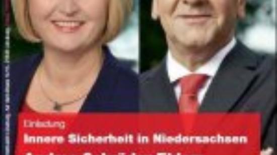 Innere Sicherheit in Niedersachsen