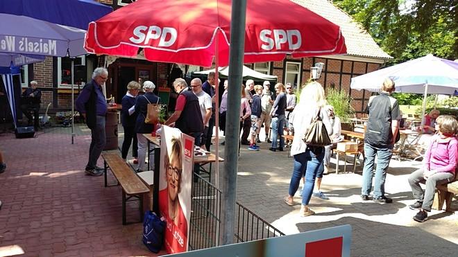 SPD Fahrrad-Rallye 2017