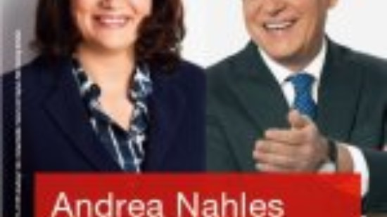 Andrea Nahles und Stephan Weil