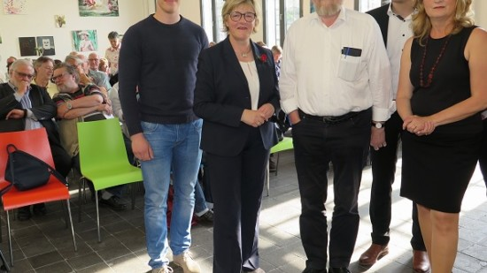 Hiltrud Lotze, Wolfgang Thierse, u.a.