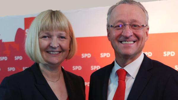 Andrea Schröder-Ehlers und Norbert Meyer