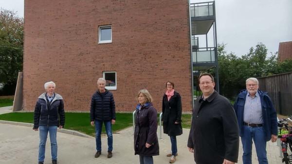 bezahlbarer Wohnraum in Reppenstedt