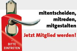 SPD - Jetzt Mitglied werden!