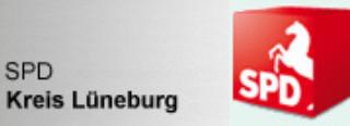 Banner SPD Kreis Lüneburg