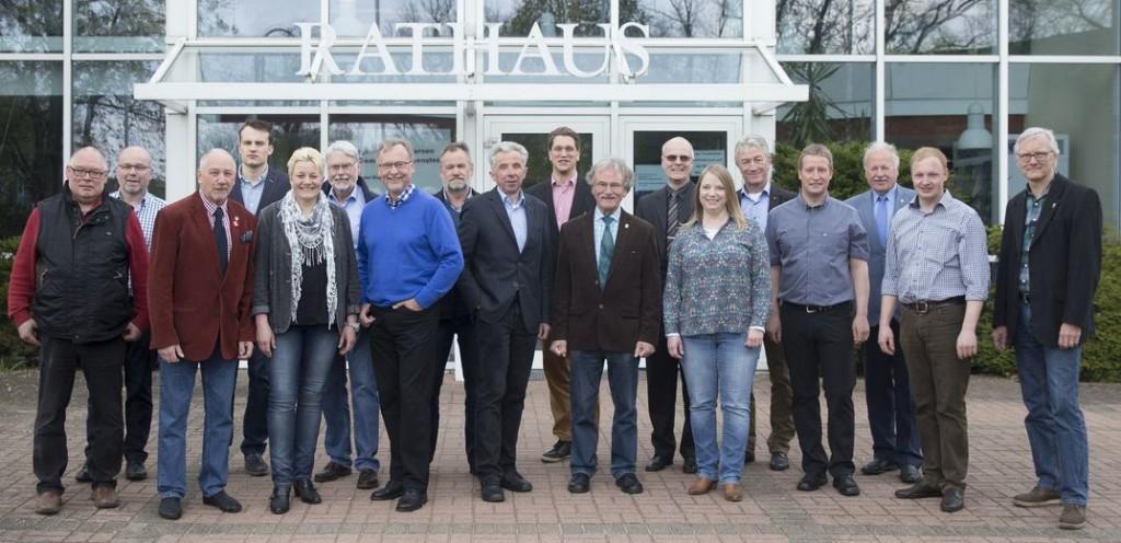 Kandidaten der SPD für Samtgemeinderat