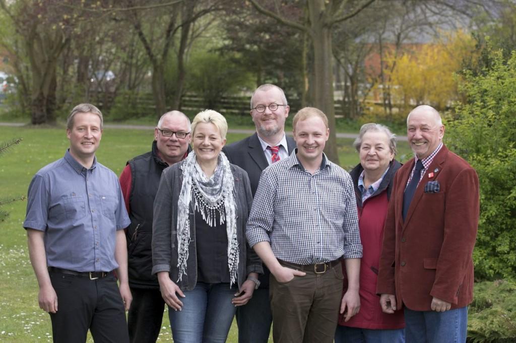 Kommunalwahl Gemeinderat Südergellersen