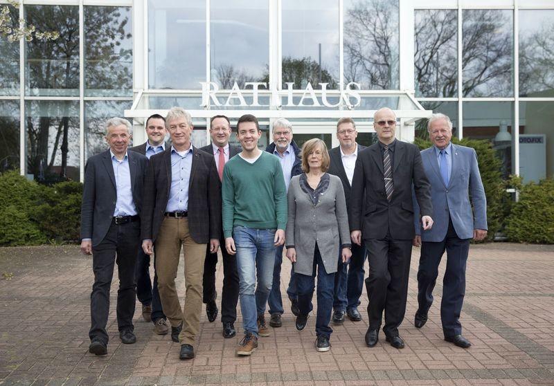 Kommunalwahl Gemeinderat Reppenstedt